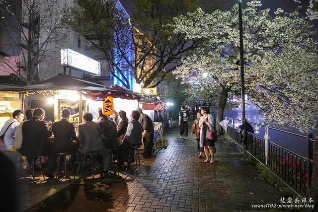 福岡旅遊 美食 – 中洲屋台交通攻略.大ちゃん 關東煮/燒烤食記