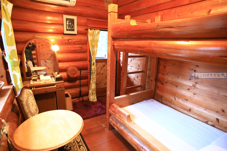 京都 丹後住宿-遺世獨立高原上的小木屋.餐點精緻:Kigofarm Pansion @愛旅行 - 右上的世界食旅