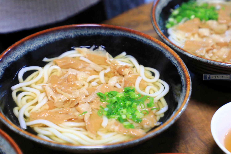 島根 津和野美食-黑色稻荷壽司.創立90年最古老食堂:美松食堂 @右上的世界食旅
