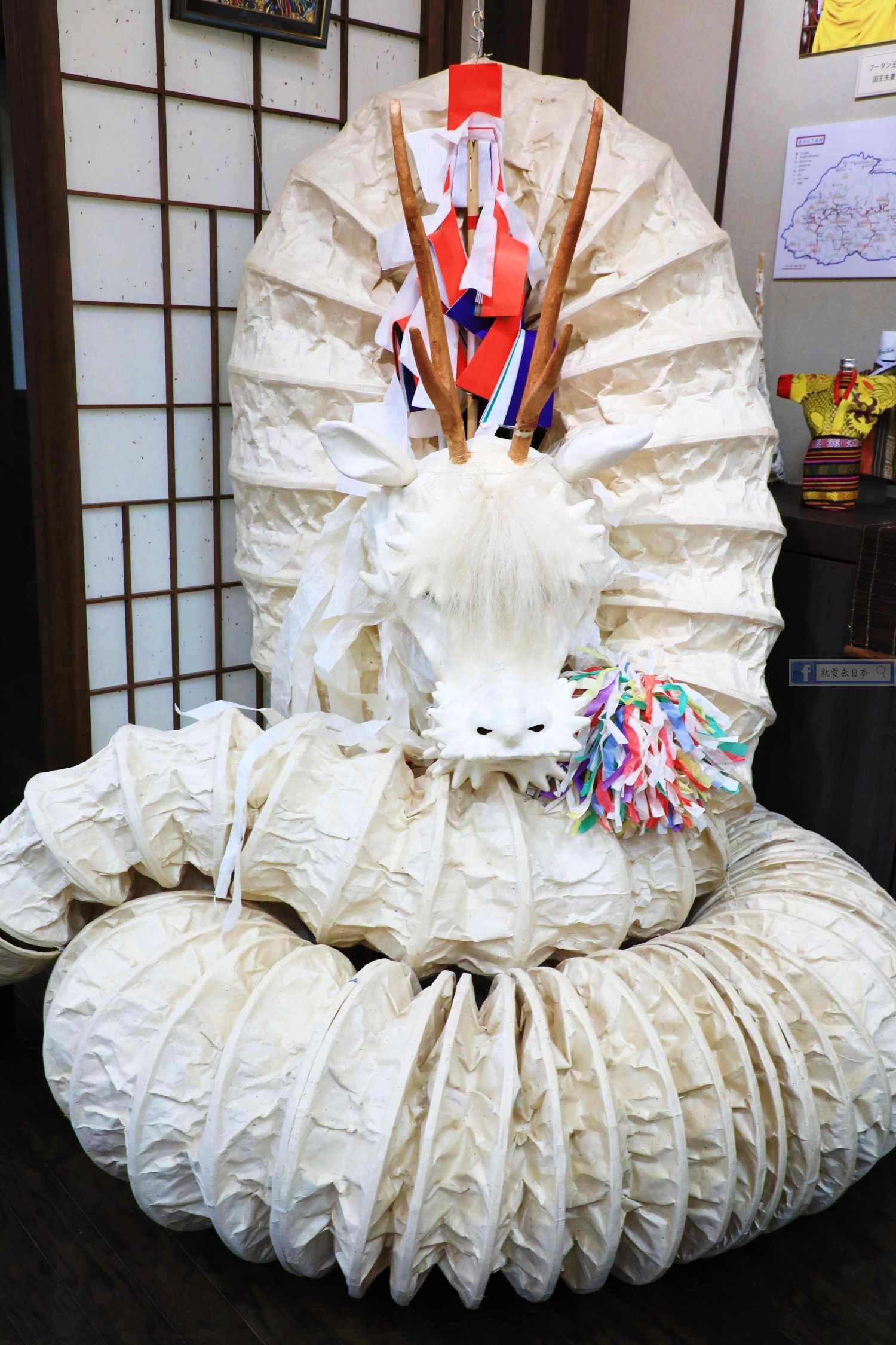 島根旅遊美食-手漉和紙體驗、義式霜淇淋人氣店:石州和紙會館、楓GELATO(Kaede Gelato) @右上的世界食旅