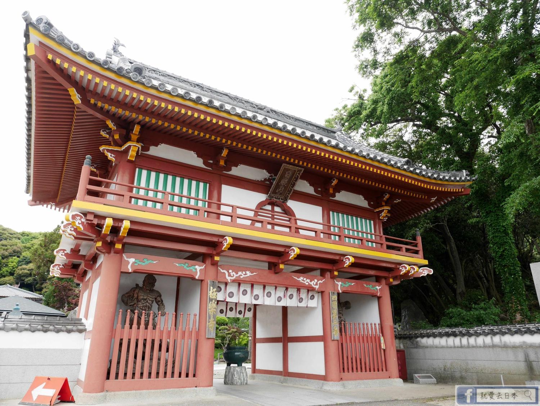 德島旅遊:極樂寺.庇佑安產1200年.四國遍路第二座名寺院 @愛旅行 - 右上的世界食旅
