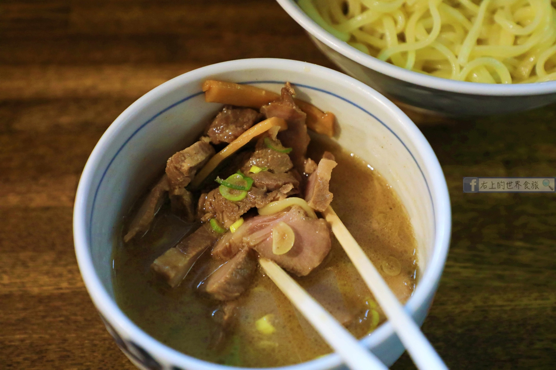 東京 十条拉麵美食-排隊名店:燦燦斗 豚骨魚介拉麵 @愛旅行 - 右上的世界食旅
