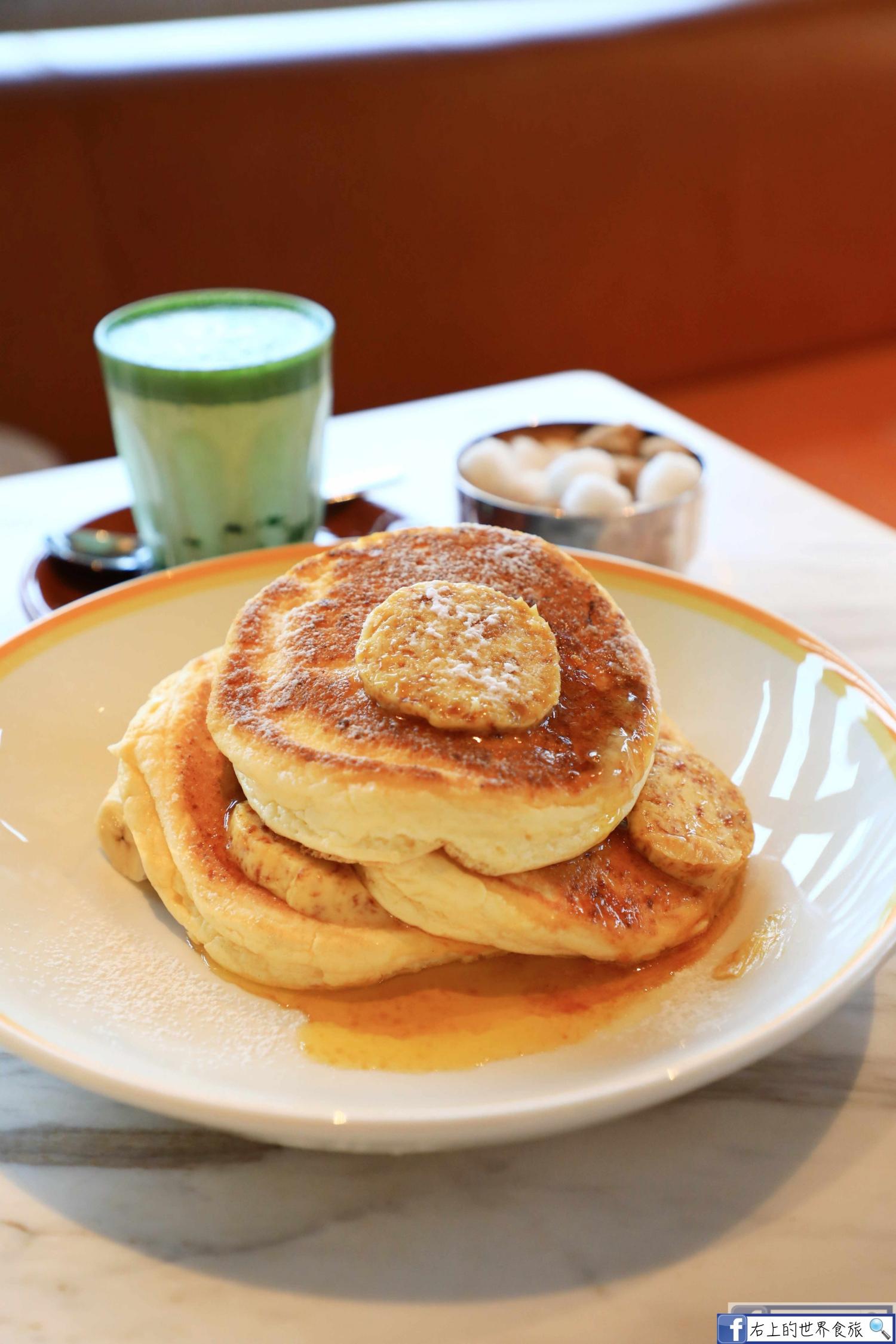 東京 銀座美食-bills銀座店:時代雜誌最美味鬆餅排隊人氣店 @愛旅行 - 右上的世界食旅
