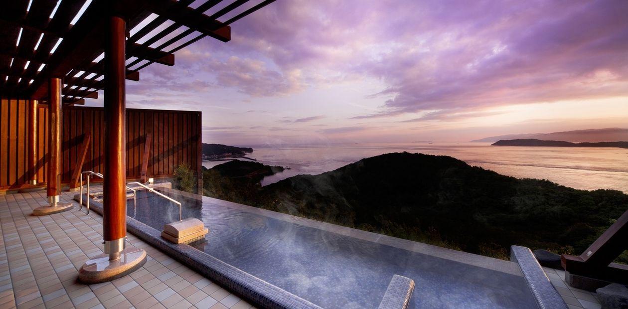 和歌山飯店:看海露營泡溫泉、觀星散步之休暇村紀州加太度假村 @右上的世界食旅
