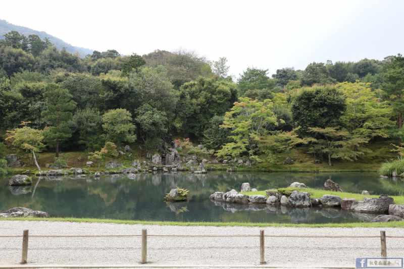 京都 嵐山旅遊|天龍寺、野宮神社竹林怎麼去?觀光客再多仍不減清謐好氣氛 @右上的世界食旅