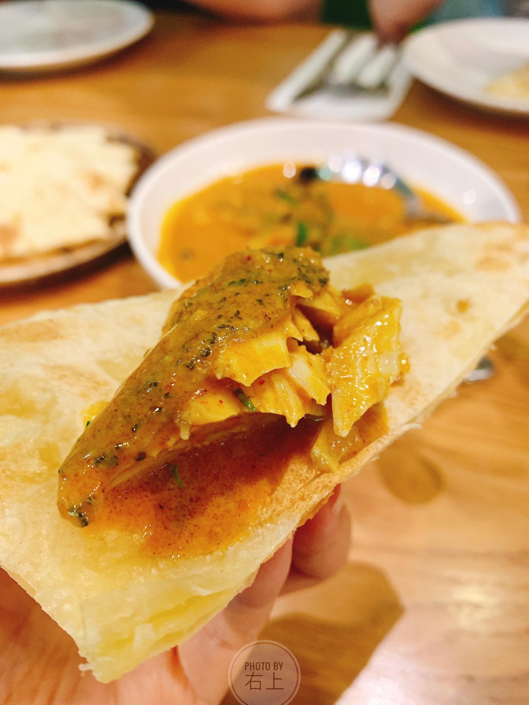 松江南京美食 Joseph Bistro想想廚房:米其林認證,平日也滿座!印度咖哩與烤雞超美味 @右上的世界食旅