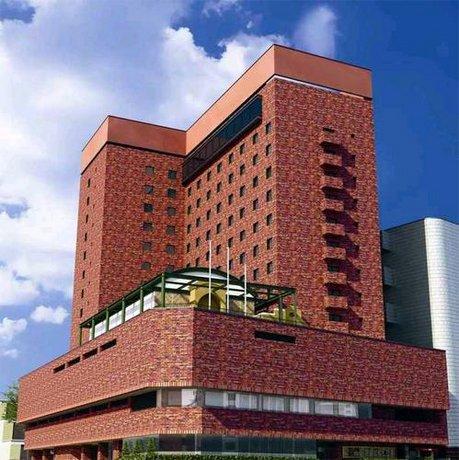 岩手 盛岡旅館推薦-購物&交通轉運好方便:ART盛岡酒店(ART HOTEL Morioka) @右上的世界食旅
