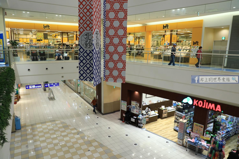 東京 砂町銀座購物:北砂Ario購物中心,江東區最大shopping mall @愛旅行 - 右上的世界食旅