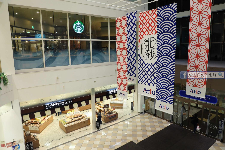 東京 砂町銀座購物:北砂Ario購物中心,江東區最大shopping mall
