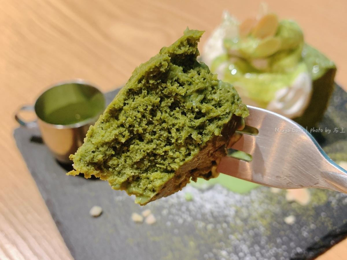 土城甜點-googlemap五星吹捧,抹茶狂粉切勿錯過:米屋珈琲Miuya Cafe @右上世界食旅