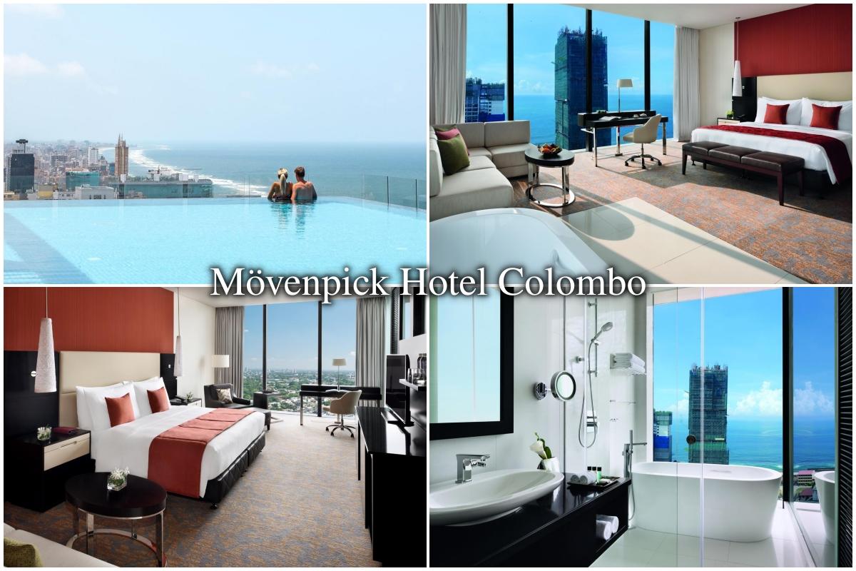 可倫坡住宿區域總整理.推薦高分評價飯店旅館 @右上的世界食旅