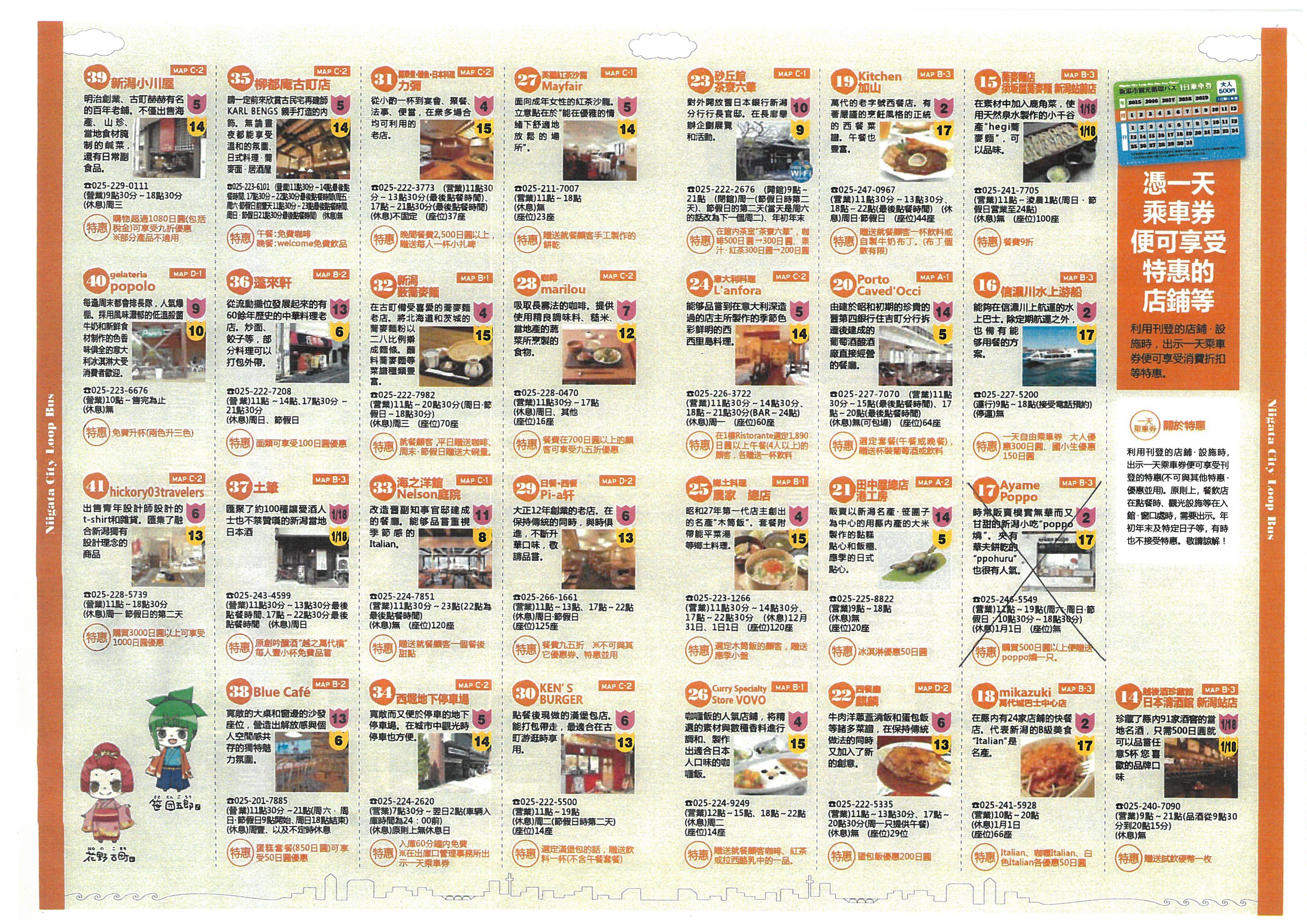 新潟旅遊懶人包-市區觀光循環巴士與景點美食.bic camera、驚安殿堂、車站商店街買不完 @右上的世界食旅