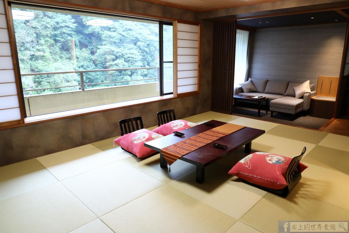 熊本 阿蘇杖立溫泉:肥前屋.橫跨熊本、大分縣境的高級溫泉飯店