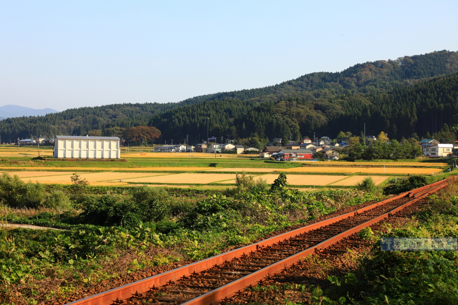 秋田 由利高原鐵道攻略:限定玩具列車.攝影景點推薦.玩具美術館半日旅 @右上的世界食旅