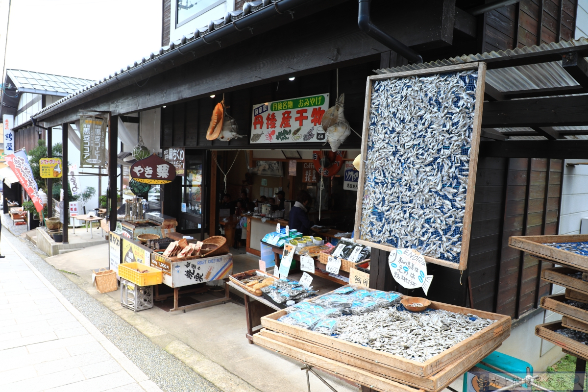京都旅遊-天橋立.傘松公園(含交通攻略):日本三景之一、京都府人氣最高景點 @右上的世界食旅