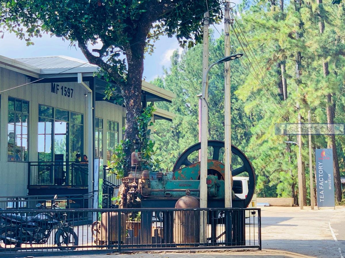 斯里蘭卡4-努沃勒埃利耶(Nuwara Eliya)DAMRO茶莊之旅&英國風絕美飯店:Seasons Villa Nuwara Eliya&Nuwara Eliya推薦住宿 @右上的世界食旅