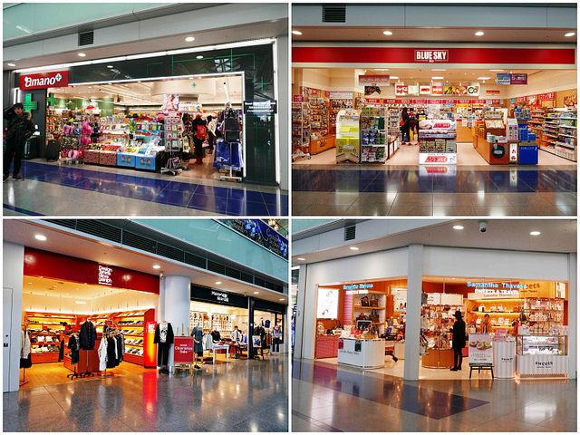 名古屋 中部國際機場懶人包|美食、購物導覽&地鐵交通教學 @右上的世界食旅