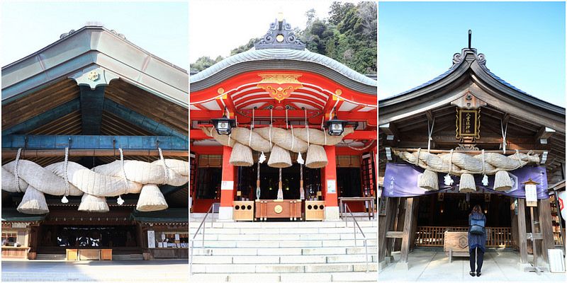 山陰-島根一日遊:玉作湯神社.松葉蟹晚餐.宍道湖畔景觀溫泉飯店:松江New Urban Hotel Annex @右上的世界食旅