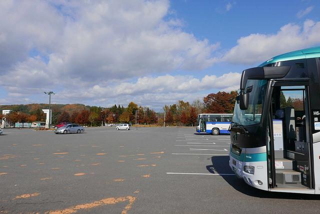 青森旅遊-奧入瀨溪.十和田湖怎麼去?搭JR巴士的三種方式、秋季賞楓實景