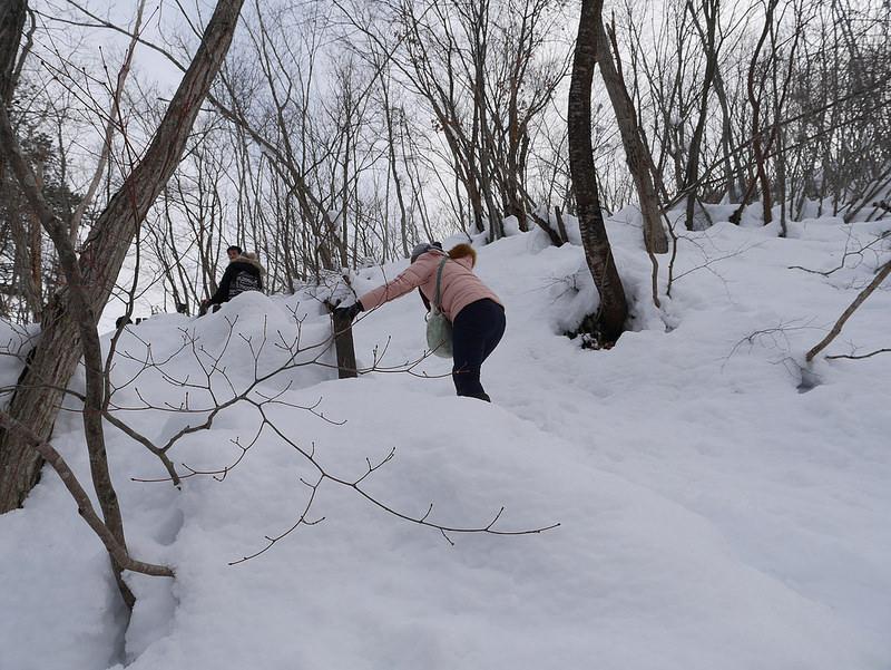 【福島旅遊】只見線第一鐵橋:鐵道冬雪絕景(含交通攻略+雪地必備好用聖品潤膚霜推薦) @就愛去日本 - 右上的世界食旅