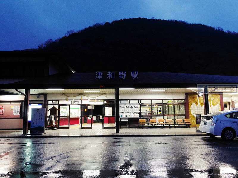 島根旅遊-關西機場到山陰小京都:用JR WEST PASS去津和野.島根貓列車.民宿星旅館 @右上的世界食旅