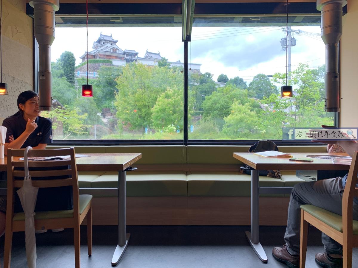 京都秘境-去福知山的三個理由&一日遊:隱藏版職人甜點.CP值極高燒肉.極富爭議戰國名將:明智光秀的福知山城 @右上的世界食旅
