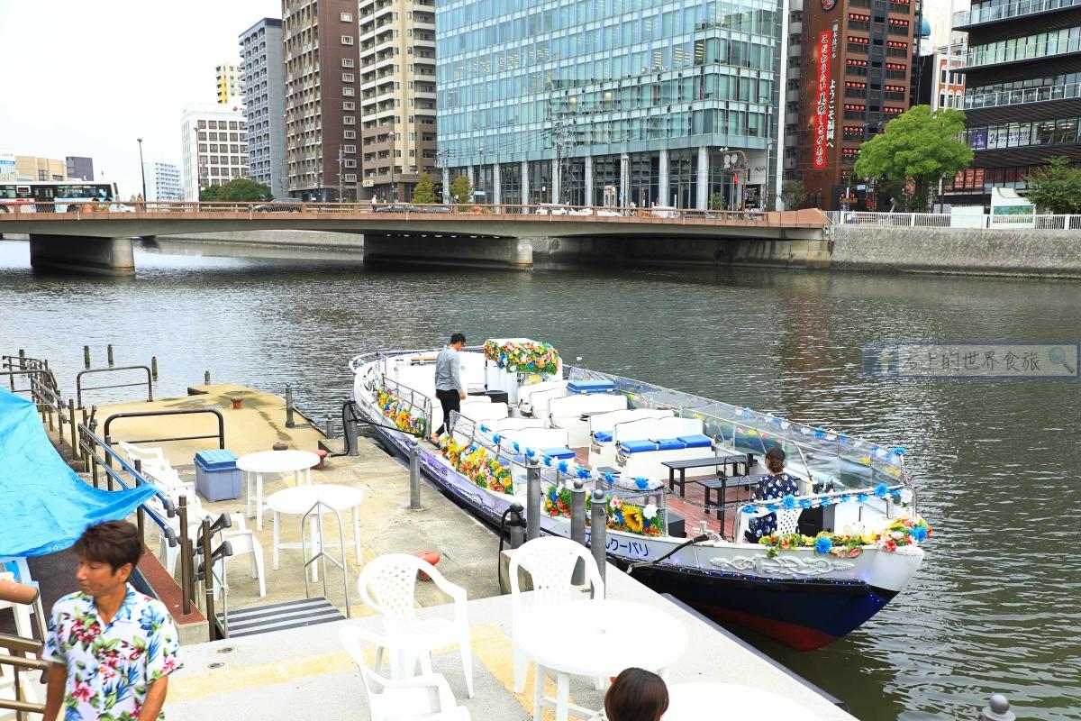 福岡 博多灣遊船:搭船看遍博多港灣美景