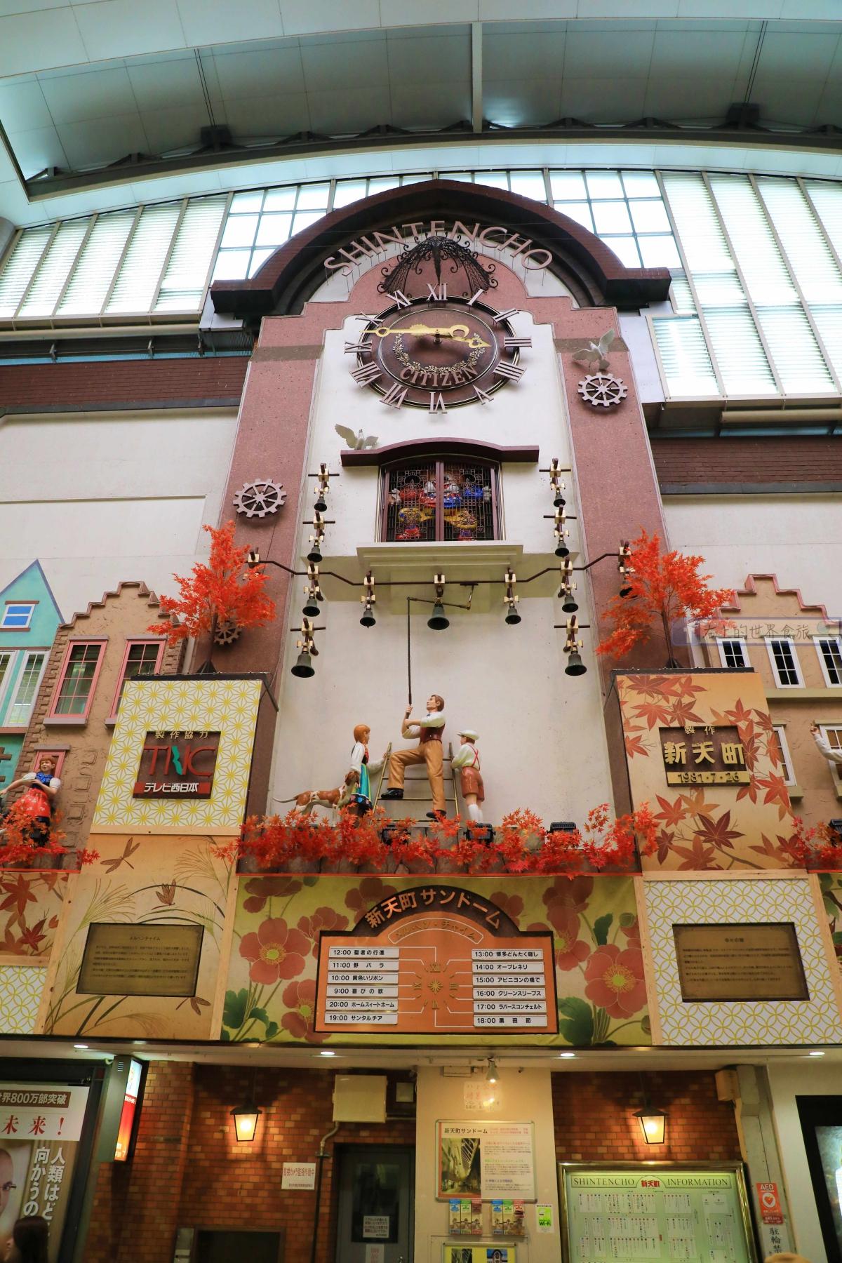 福岡天神一日遊 FUKUOKA DUTY FREE TENJIN(福岡天神免税店)、商店街.天神巴士中心 @右上的世界食旅