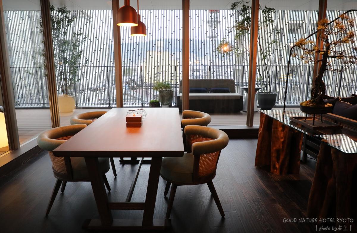 新開幕!京都市中心絕美.自然風氣質精品酒店:Good Nature Hotel Kyoto @右上的世界食旅