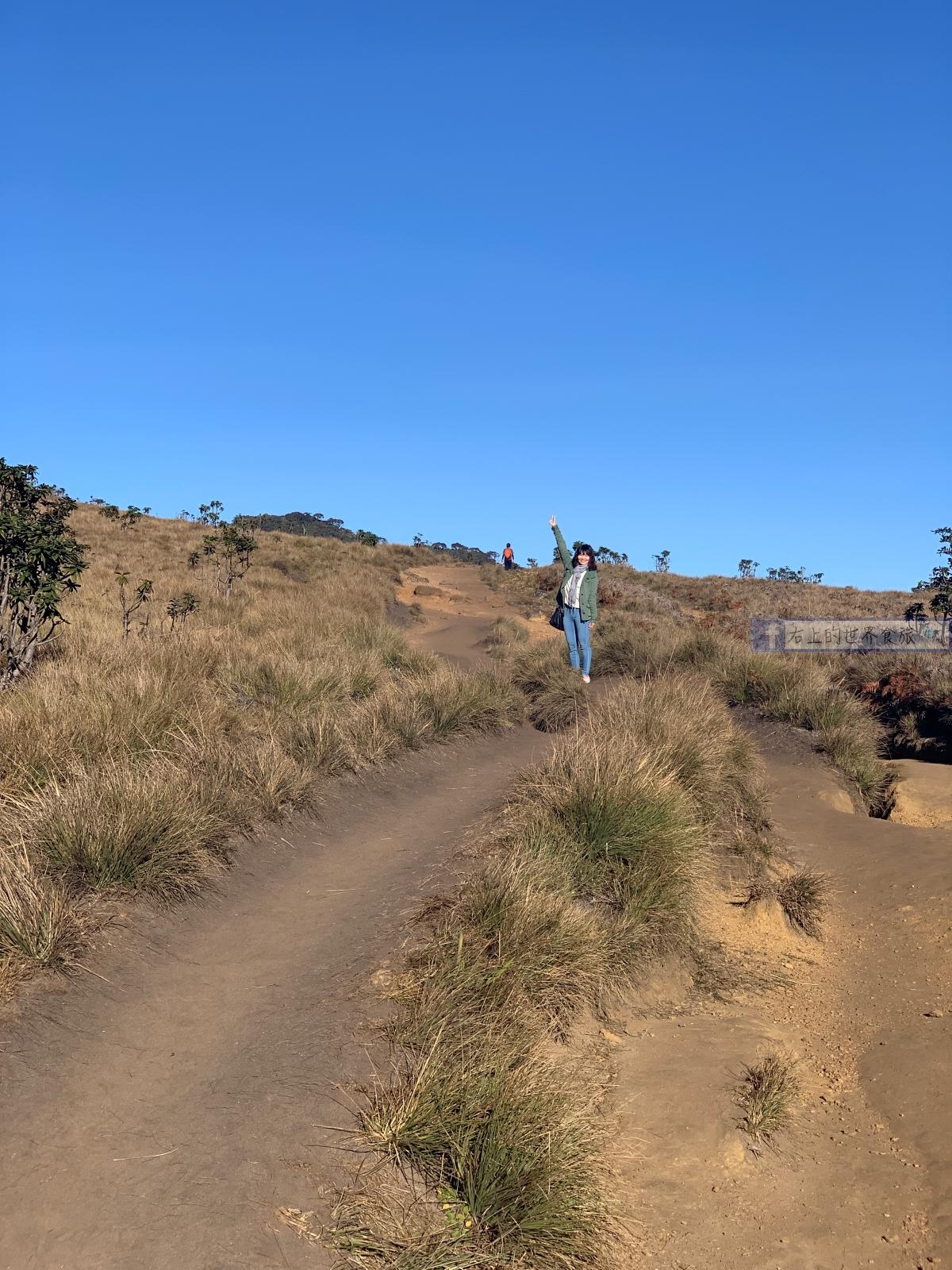 斯里蘭卡5-必遊世界遺產:霍頓平原.世界的盡頭(Horton Plains National Park) @右上的世界食旅