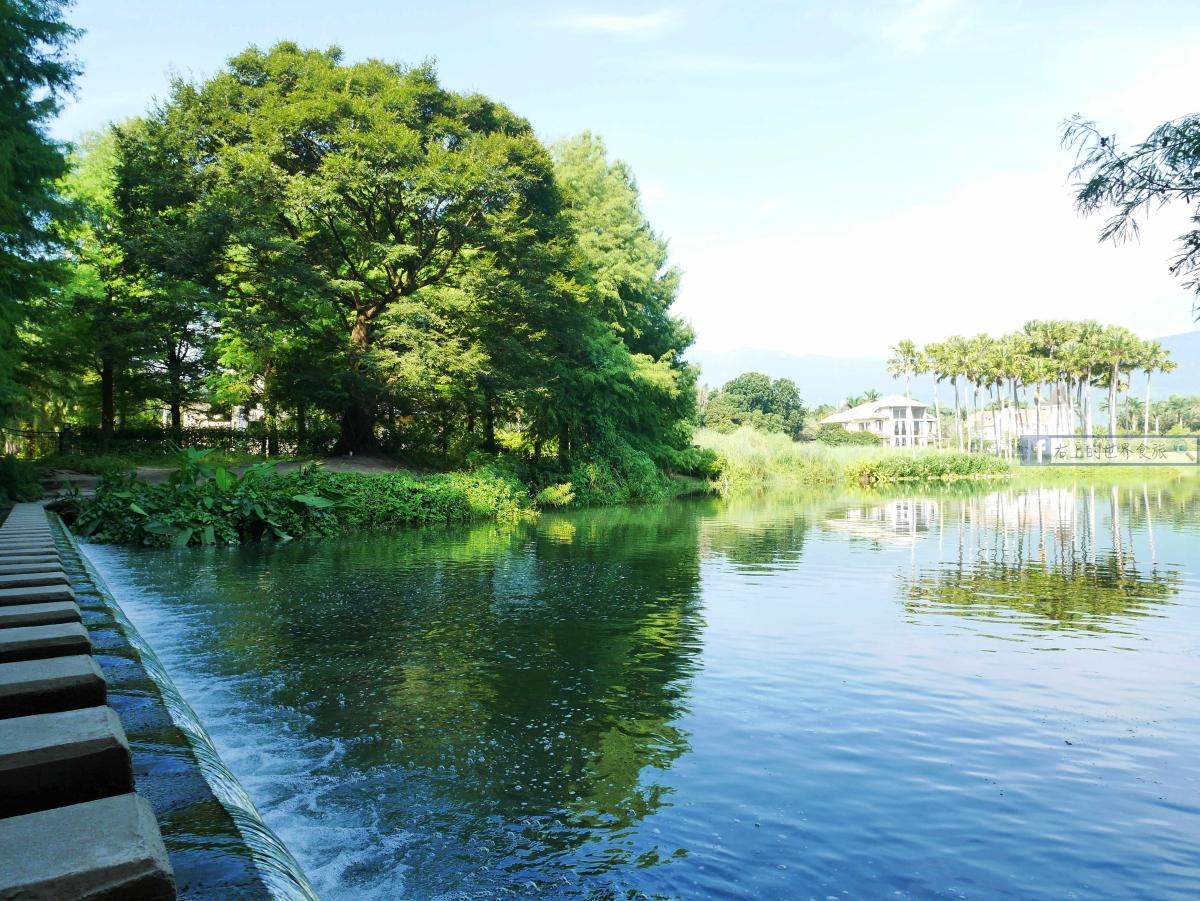 花蓮住宿-有熊的森林:雲山水夢幻湖畔最美民宿.擁有露天風呂的獨棟villa @愛旅行 - 右上的世界食旅