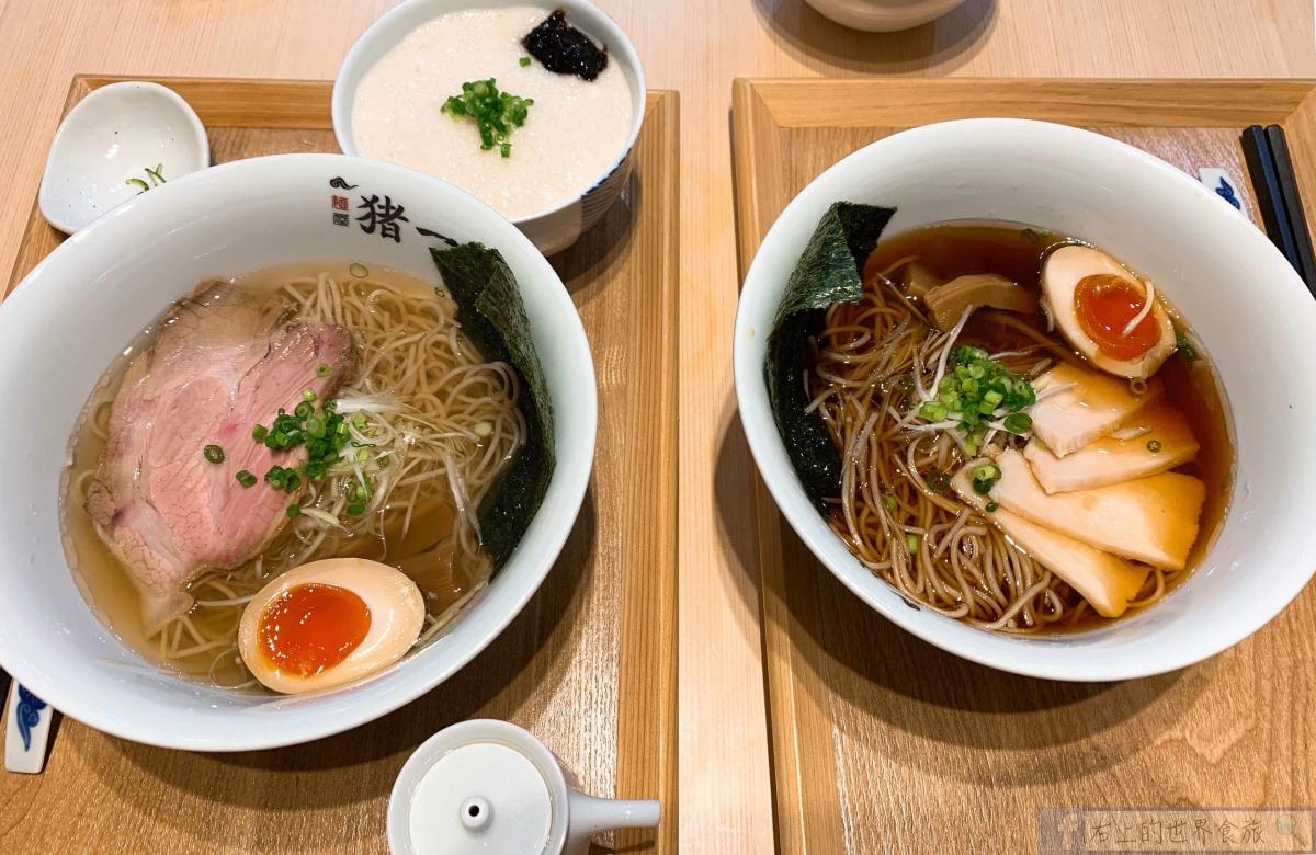 京都美味拉麵排隊名店,TABELOG第一名:麵屋豬一(麺屋 猪一)