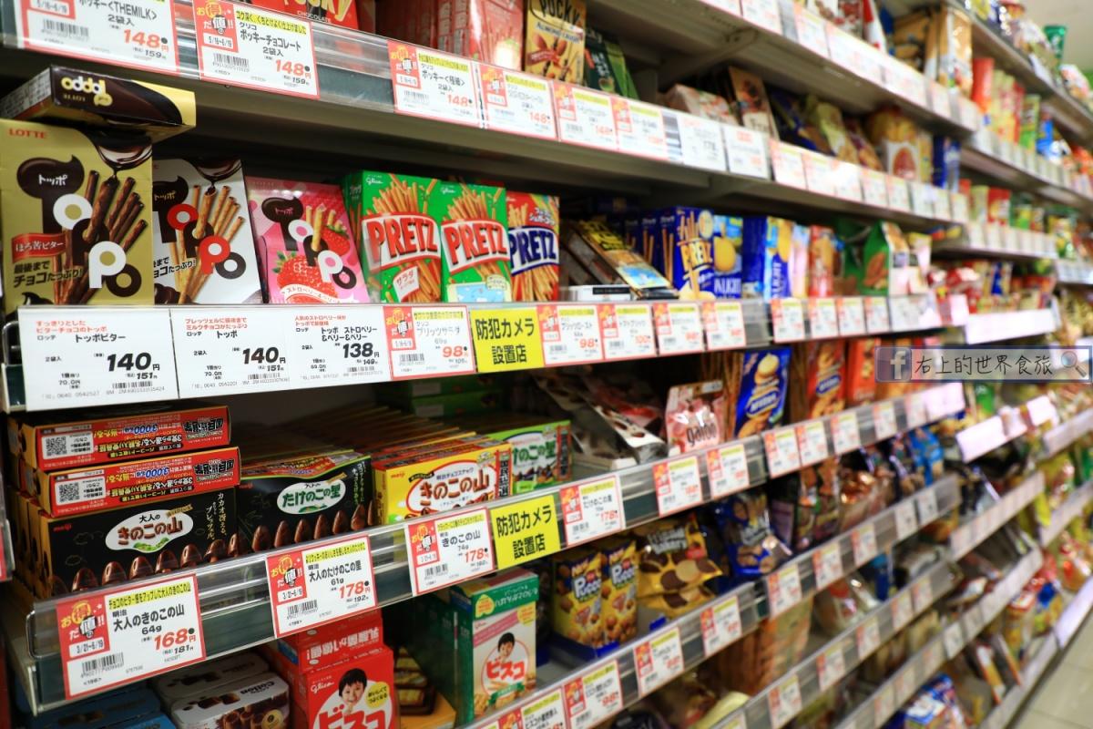 日本LAWSON、7-11、sunkus、familymart超商推薦商品、美食大集合! @右上的世界食旅