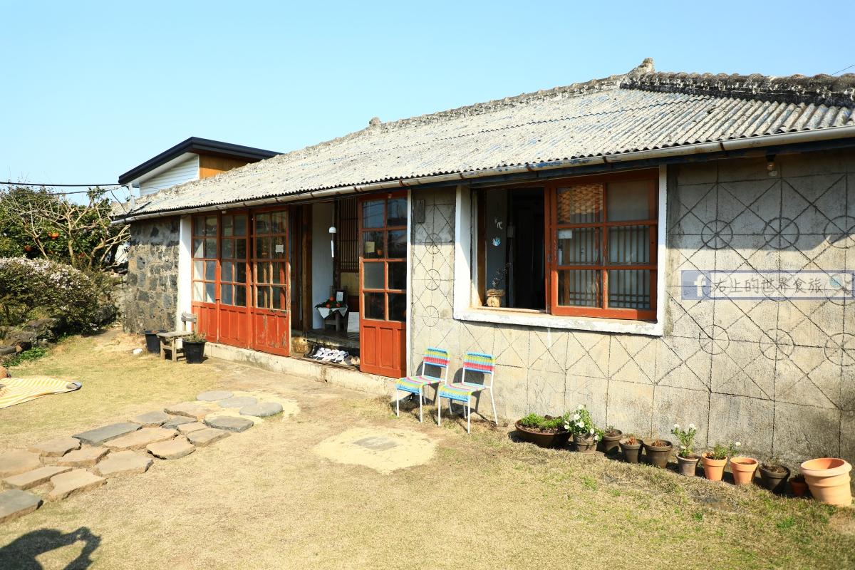 濟州島旅遊-必去兩間文青海景、老屋咖啡廳:咖啡漢拿山、玉樹咖啡廳 @右上的世界食旅