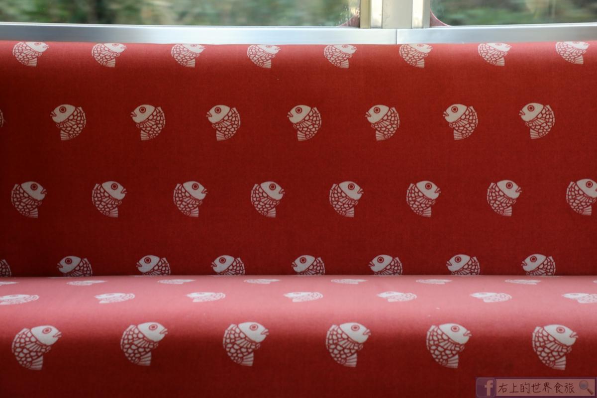 和歌山旅遊-加太鯉魚線列車:和海鮮結緣的戀愛限定列車.限定扭蛋太誘人 @愛旅行 - 右上的世界食旅