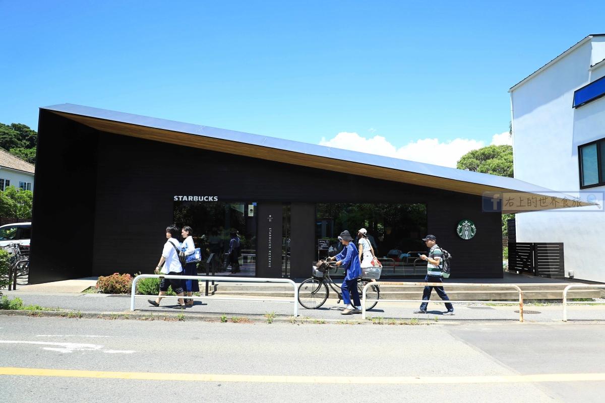 神奈川 鎌倉旅遊-星巴克概念店:鎌倉御成町店