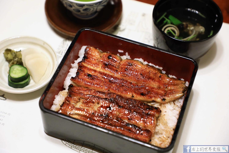 埼玉 川越美食甜點推薦-200年老店鰻魚飯(yichonoya)、傳統茶屋抹茶帕菲(akariya)