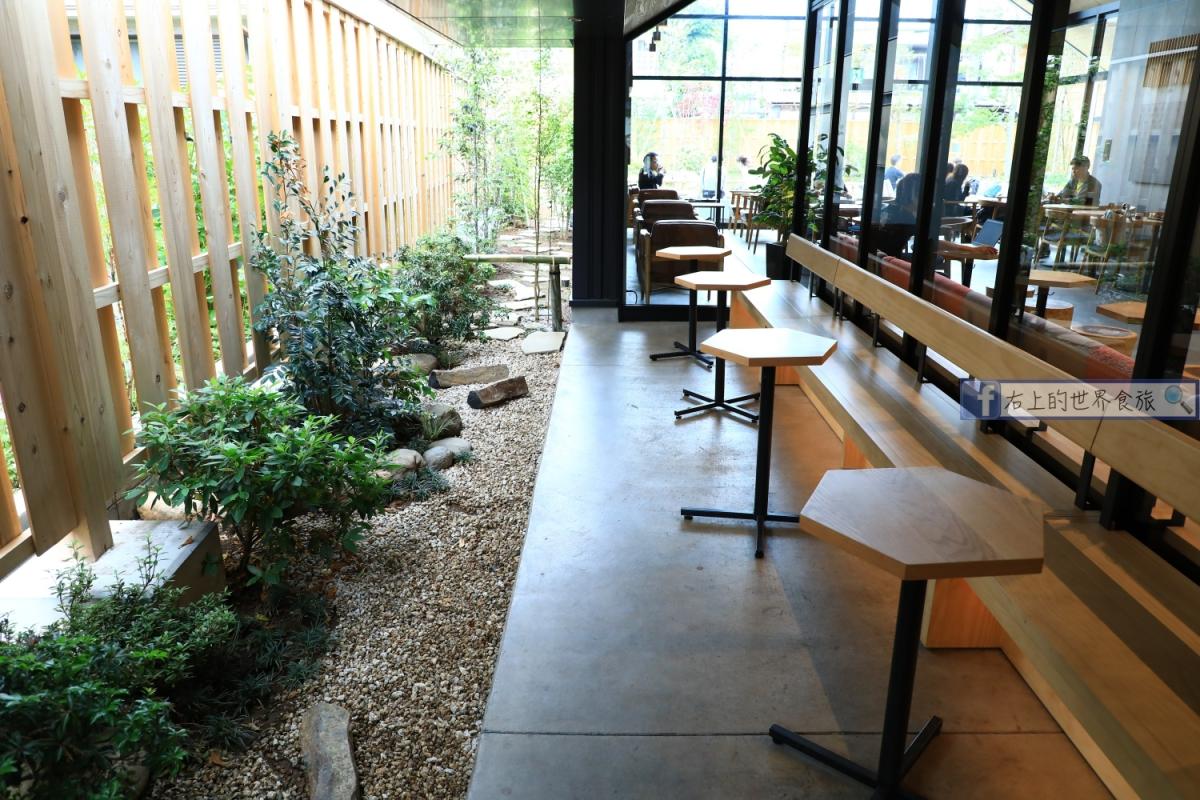 埼玉 川越旅遊-川越時鐘小路星巴克:優雅傳統的日式町家、庭園裡喝咖啡 @愛旅行 - 右上的世界食旅