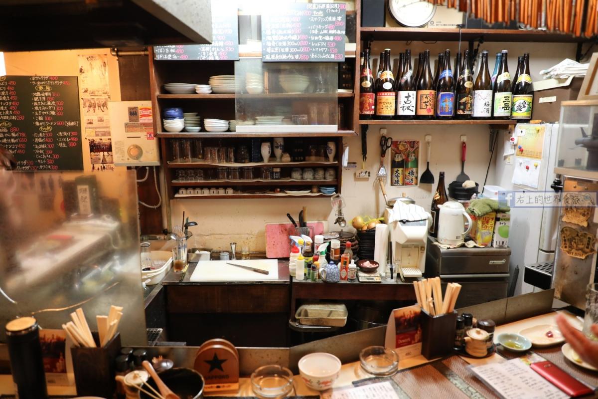 神戶美食-深夜食堂.老闆一人顧店的美味:HARADA居酒屋