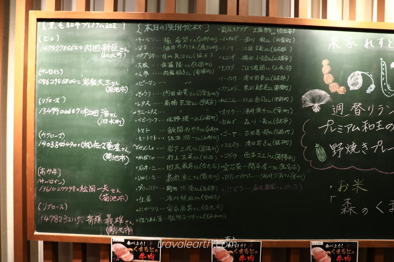 熊本美食|新鮮地產肉肉蔬菜.食材現蒸上桌Shino Jino Farmer's Restaurant @右上的世界食旅
