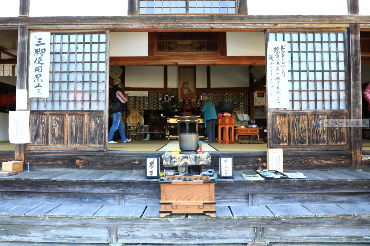 兵庫旅遊-但馬安國寺:秋季來訪如畫般的150年紅葉名景 @右上的世界食旅