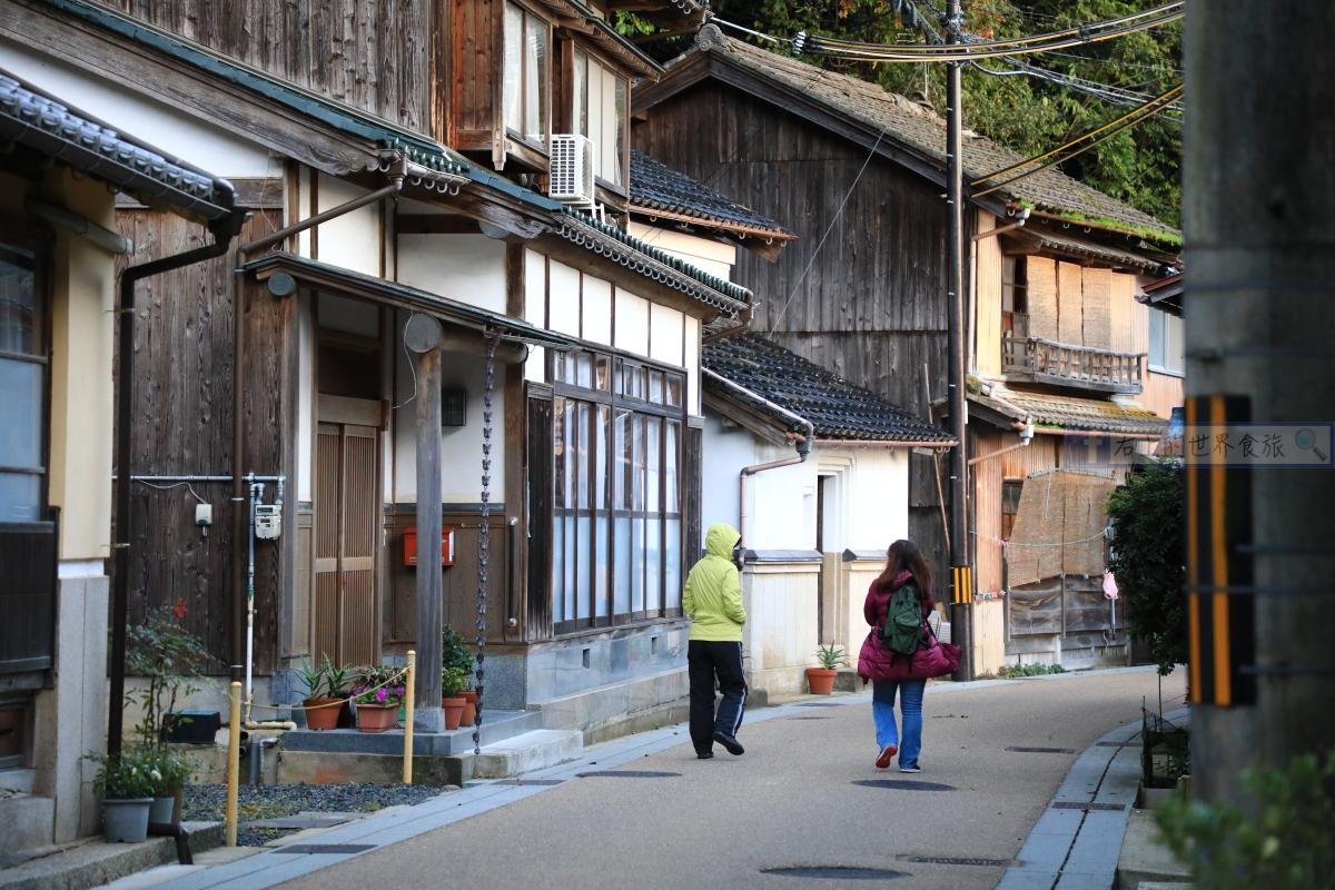 京都旅遊-伊根町.日本最美舟屋秘境小鎮一日遊(含交通攻略) @右上的世界食旅