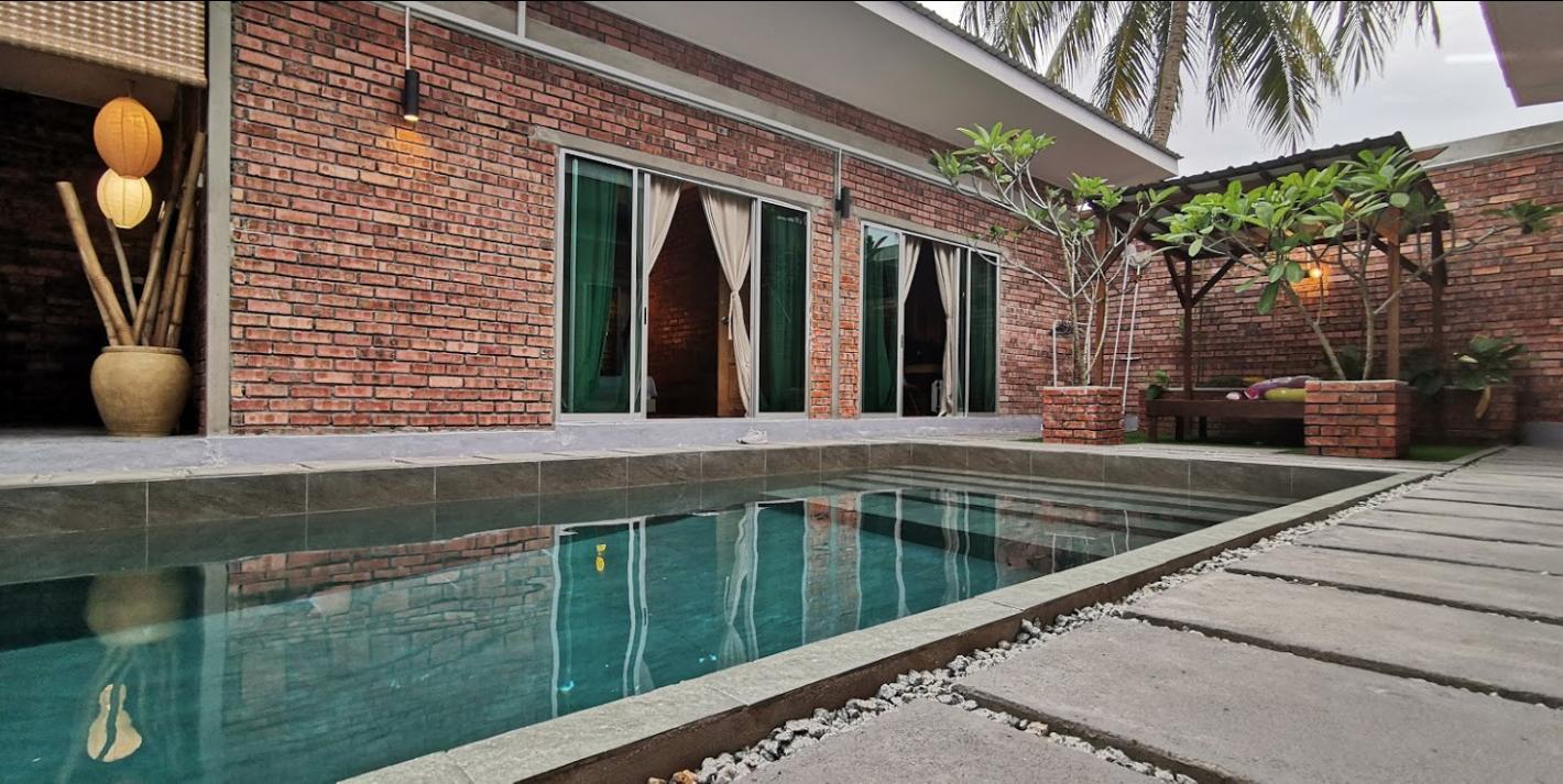 新馬行程之3-入住蘭卡威泳池屋Tanjung Rhu Pool Villa @ TRV