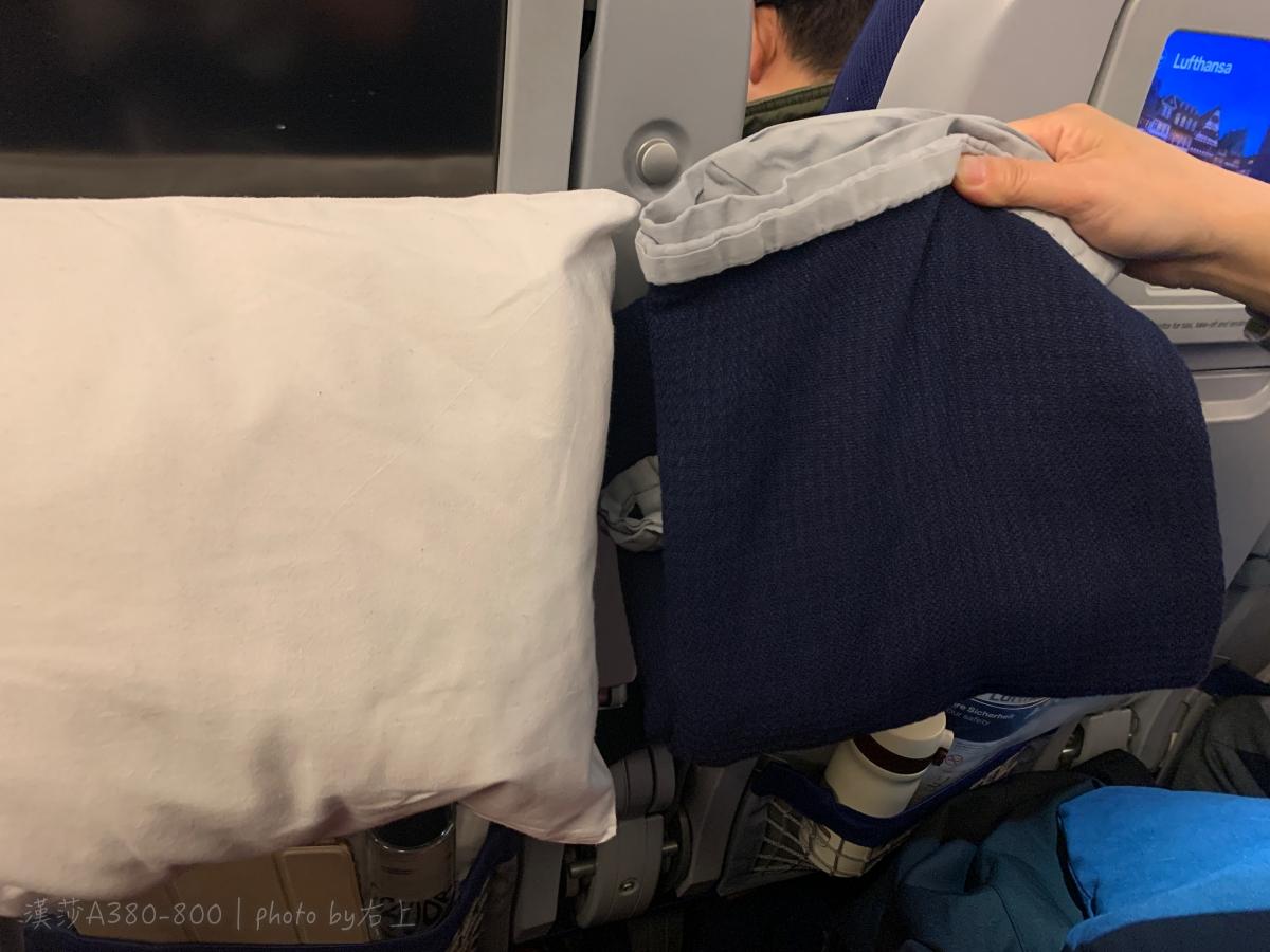 漢莎航空評價、行李重量、申辦會員第一次就上手!搭A380法蘭克福轉飛葡萄牙頗舒適的實搭經驗 @右上的世界食旅