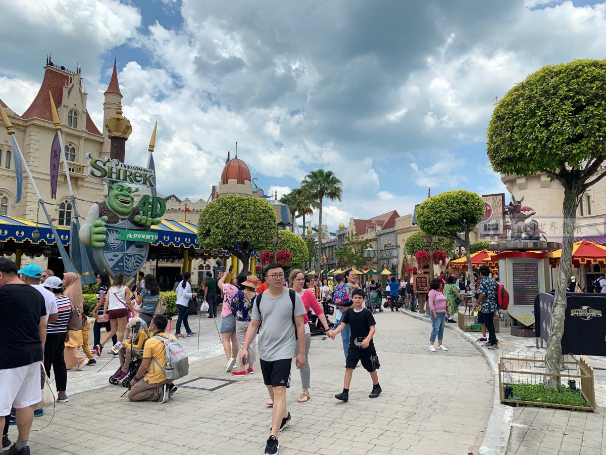 新馬旅遊的5個理由&7天行程悠閒玩新加坡環球影城、馬來西亞蘭卡威/檳城 @右上的世界食旅