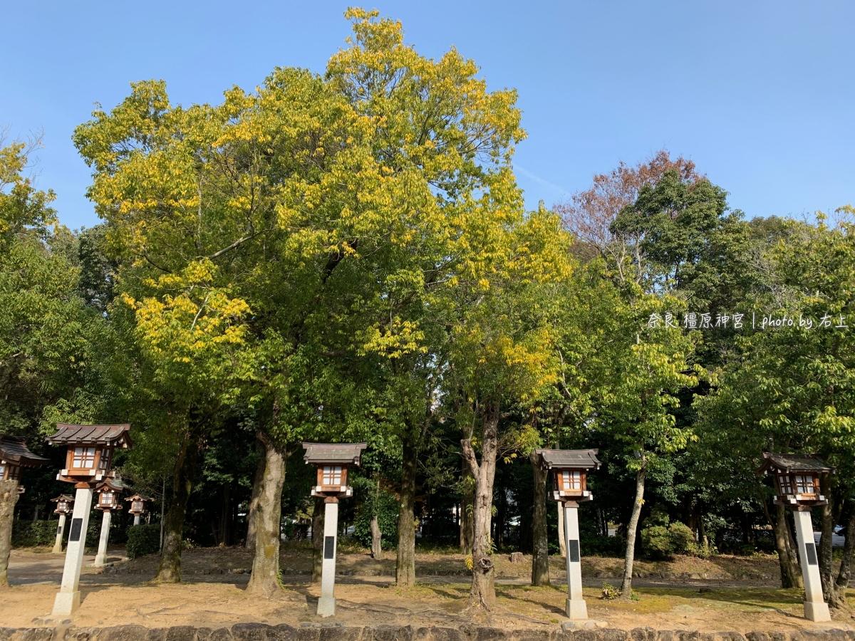 奈良旅遊|橿原神宮:日本首位天皇宮殿原址創建.大和八木站住宿推薦 @右上的世界食旅