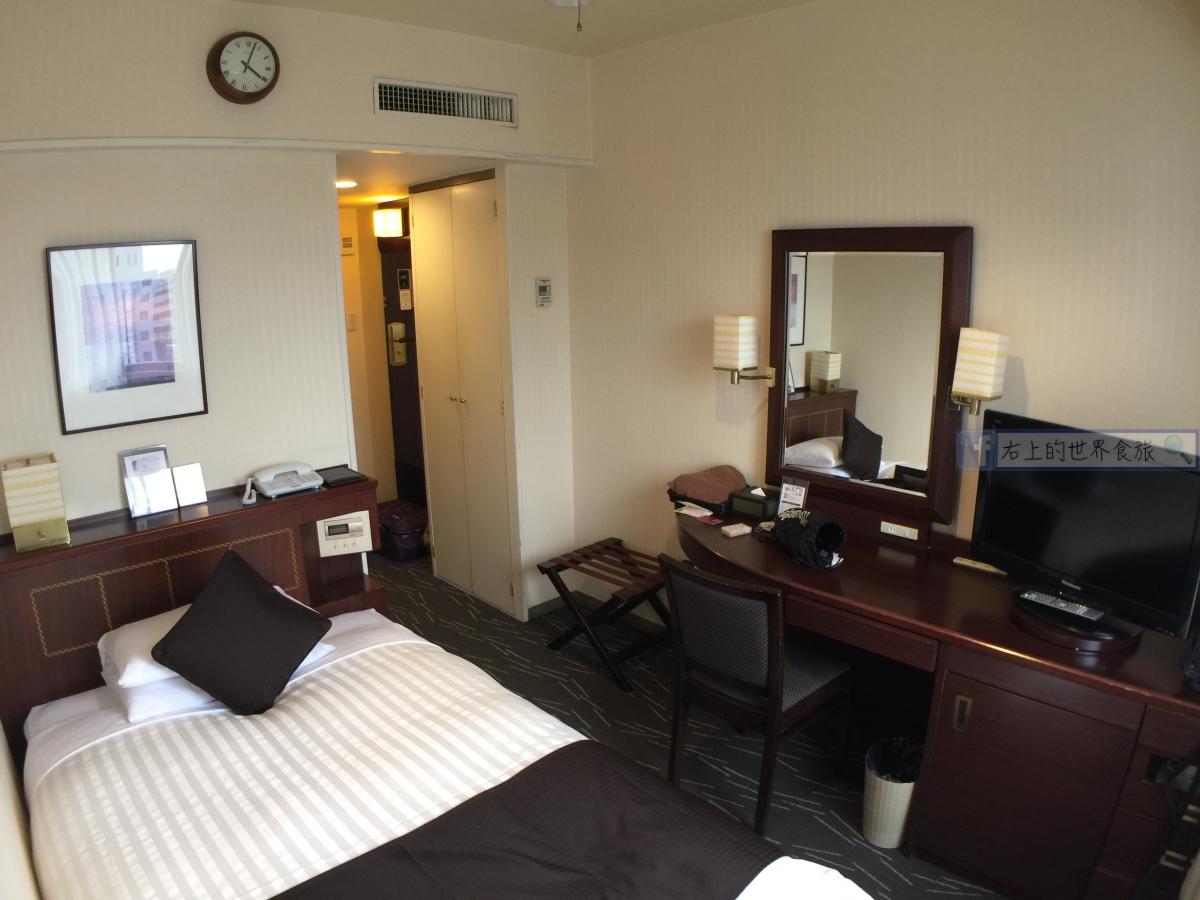 福岡 天神飯店-天神站徒步2分:西鐵格蘭登飯店(西鐵GRAND HOTEL)