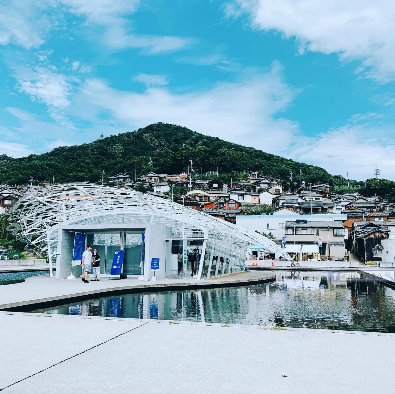 香川旅遊|男木島、女木島一日遊:貓咪.藝術品.瀨戶內海跳島之旅
