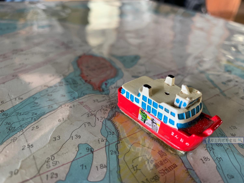 香川 男木島、女木島一日行程:貓咪.藝術品.瀨戶內海跳島之旅 @右上的世界食旅