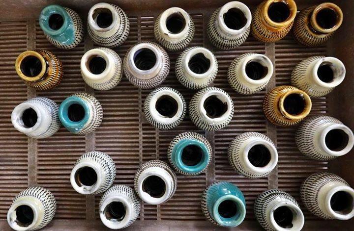 大分 日田旅遊-小鹿田燒之里:世界第一陶藝.全手工地產傳統藝術品(含公車交通方式) @右上的世界食旅